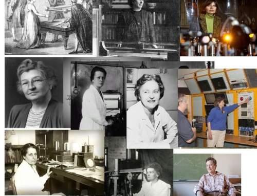 Grandes mujeres en la historia de la energía