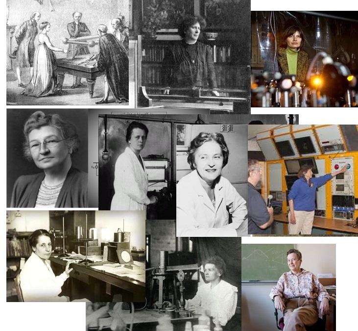 Mujeres en la Historia de la Energía