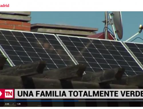 Nuestras Historias: Una familia madrileña completamente verde