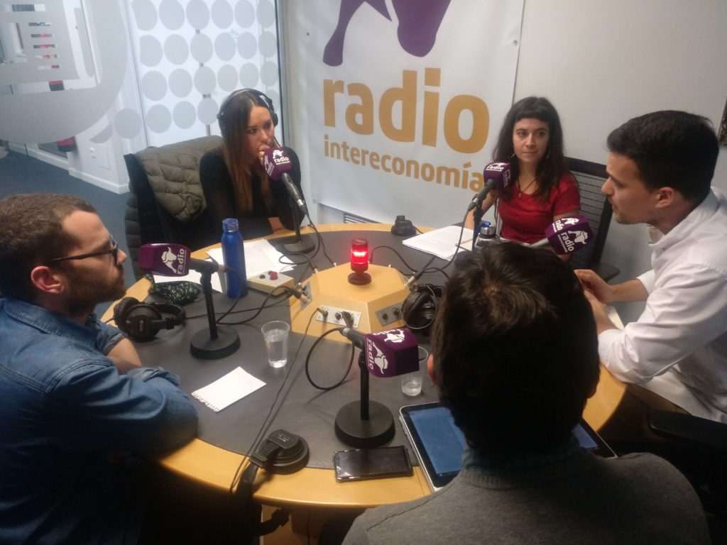 La Corriente en Ecogestiona Radio