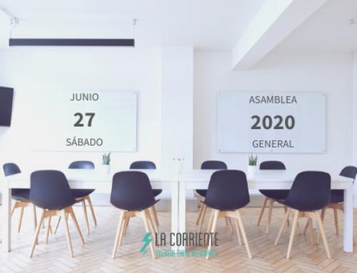 Nuestra Asamblea General 2020