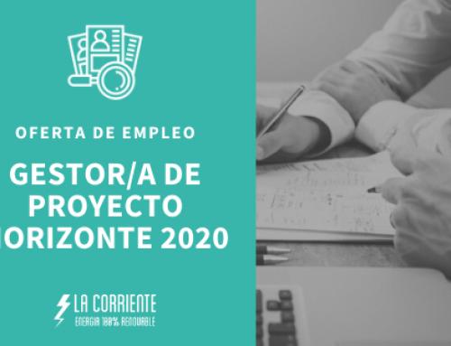 Oferta de empleo: Gestor/a de proyecto Horizonte 2020