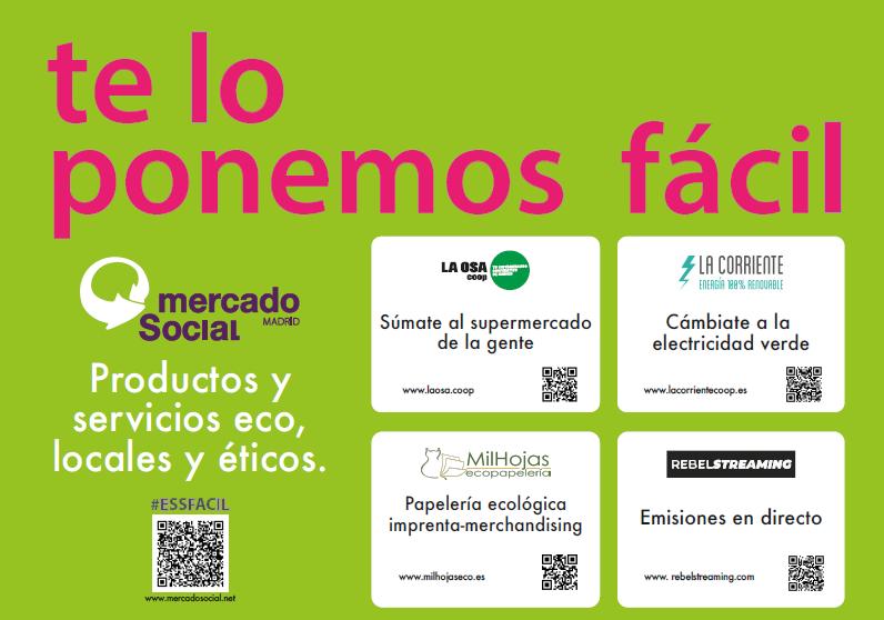 Anuncio La Corriente Metro de Madrid